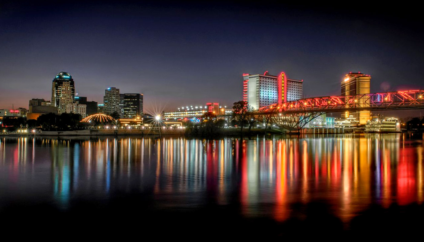 Opinions on shreveport louisiana for In the city of la